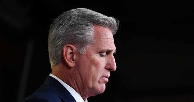 McCarthy: 'Could Be Appropriate' to Rename Some Bases Named After Confederates