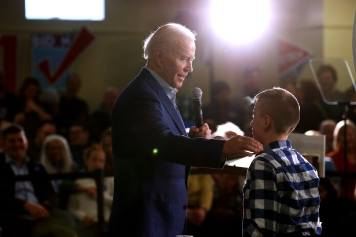 Biden to unveil 'caregiving' plan for young kids, older Americans